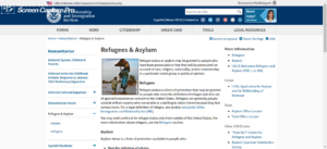 How to apply for refugee status or asylum in the U.S