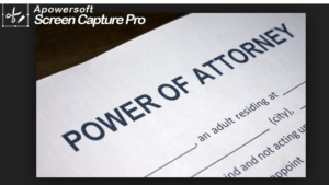 How to get a power of attorney