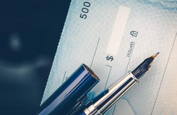 How to cash a $50,000 check?