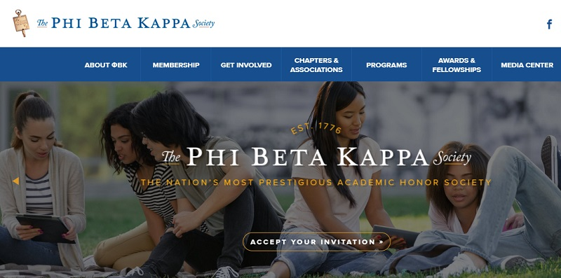 phi beta kappa requirements