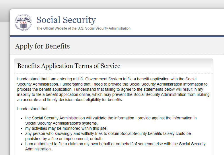 How to apply for social security spousal benefits?
